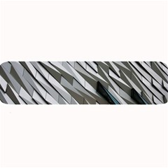 Abstract Background Geometry Block Large Bar Mats by Amaryn4rt