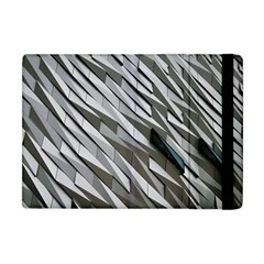 Abstract Background Geometry Block Apple Ipad Mini Flip Case by Amaryn4rt