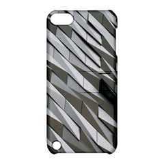 Abstract Background Geometry Block Apple Ipod Touch 5 Hardshell Case With Stand by Amaryn4rt