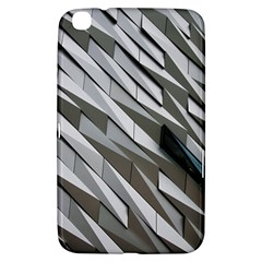 Abstract Background Geometry Block Samsung Galaxy Tab 3 (8 ) T3100 Hardshell Case  by Amaryn4rt