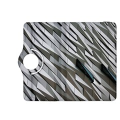 Abstract Background Geometry Block Kindle Fire Hdx 8 9  Flip 360 Case by Amaryn4rt