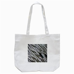 Abstract Background Geometry Block Tote Bag (white) by Amaryn4rt