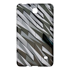 Abstract Background Geometry Block Samsung Galaxy Tab 4 (7 ) Hardshell Case  by Amaryn4rt