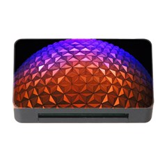 Abstract Ball Colorful Colors Memory Card Reader with CF by Amaryn4rt