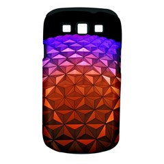 Abstract Ball Colorful Colors Samsung Galaxy S Iii Classic Hardshell Case (pc+silicone) by Amaryn4rt