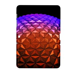Abstract Ball Colorful Colors Samsung Galaxy Tab 2 (10 1 ) P5100 Hardshell Case  by Amaryn4rt