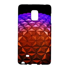 Abstract Ball Colorful Colors Galaxy Note Edge by Amaryn4rt