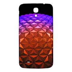 Abstract Ball Colorful Colors Samsung Galaxy Mega I9200 Hardshell Back Case by Amaryn4rt