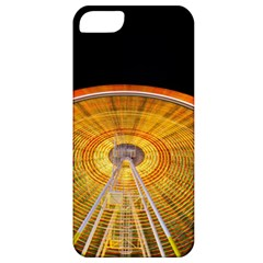 Abstract Blur Bright Circular Apple Iphone 5 Classic Hardshell Case by Amaryn4rt