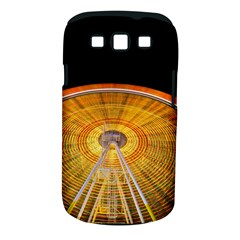 Abstract Blur Bright Circular Samsung Galaxy S Iii Classic Hardshell Case (pc+silicone) by Amaryn4rt