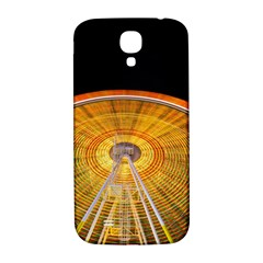 Abstract Blur Bright Circular Samsung Galaxy S4 I9500/i9505  Hardshell Back Case by Amaryn4rt