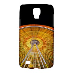 Abstract Blur Bright Circular Galaxy S4 Active by Amaryn4rt