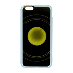 Abstract Futuristic Lights Dream Apple Seamless iPhone 6/6S Case (Color) by Amaryn4rt