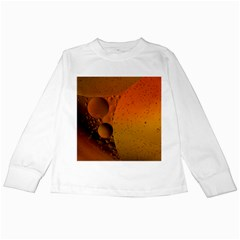 Abstraction Color Closeup The Rays Kids Long Sleeve T Shirts by Amaryn4rt