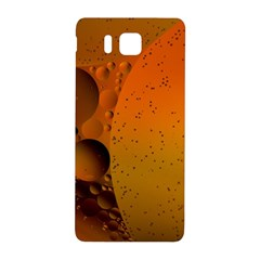 Abstraction Color Closeup The Rays Samsung Galaxy Alpha Hardshell Back Case by Amaryn4rt