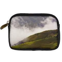 Agriculture Clouds Cropland Digital Camera Cases by Amaryn4rt