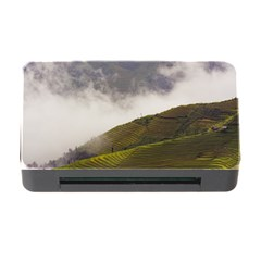 Agriculture Clouds Cropland Memory Card Reader With Cf by Amaryn4rt