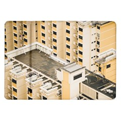 Apartments Architecture Building Samsung Galaxy Tab 10 1  P7500 Flip Case