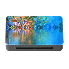 Background Texture Structure Memory Card Reader With Cf by Amaryn4rt
