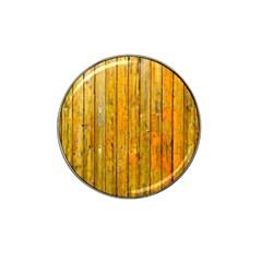Background Wood Lath Board Fence Hat Clip Ball Marker by Amaryn4rt