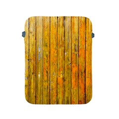Background Wood Lath Board Fence Apple Ipad 2/3/4 Protective Soft Cases by Amaryn4rt