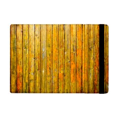 Background Wood Lath Board Fence Ipad Mini 2 Flip Cases by Amaryn4rt