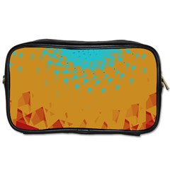 Bluesunfractal Toiletries Bags by digitaldivadesigns