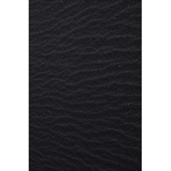 Black Pattern Sand Surface Texture 5 5  X 8 5  Notebooks by Amaryn4rt