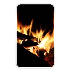 Bonfire Wood Night Hot Flame Heat Memory Card Reader by Amaryn4rt