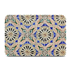 Ceramic Portugal Tiles Wall Plate Mats by Amaryn4rt