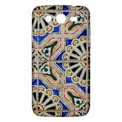Ceramic Portugal Tiles Wall Samsung Galaxy Mega 5 8 I9152 Hardshell Case  by Amaryn4rt