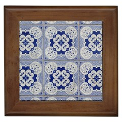 Ceramic Portugal Tiles Wall Framed Tiles