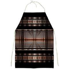 Fractal Art Design Geometry Full Print Aprons by Amaryn4rt