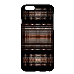 Fractal Art Design Geometry Apple Iphone 6 Plus/6s Plus Hardshell Case by Amaryn4rt