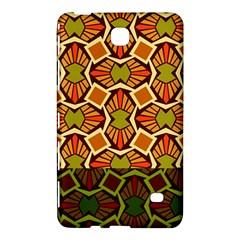 Geometry Shape Retro Trendy Symbol Samsung Galaxy Tab 4 (7 ) Hardshell Case  by Amaryn4rt