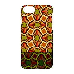 Geometry Shape Retro Trendy Symbol Apple Iphone 7 Hardshell Case