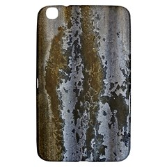 Grunge Rust Old Wall Metal Texture Samsung Galaxy Tab 3 (8 ) T3100 Hardshell Case  by Amaryn4rt