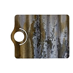 Grunge Rust Old Wall Metal Texture Kindle Fire Hd (2013) Flip 360 Case