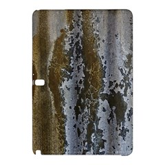 Grunge Rust Old Wall Metal Texture Samsung Galaxy Tab Pro 12 2 Hardshell Case by Amaryn4rt