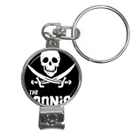 goonies Nail Clippers Key Chain