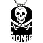 goonies Dog Tag (One Side)