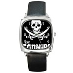 goonies Square Metal Watch