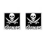 goonies Cufflinks (Square)