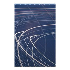 Light Movement Pattern Abstract Shower Curtain 48  X 72  (small)  by Amaryn4rt