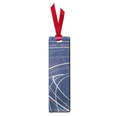 Light Movement Pattern Abstract Small Book Marks by Amaryn4rt
