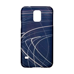 Light Movement Pattern Abstract Samsung Galaxy S5 Hardshell Case  by Amaryn4rt