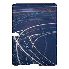 Light Movement Pattern Abstract Samsung Galaxy Tab S (10 5 ) Hardshell Case  by Amaryn4rt