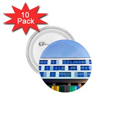 Office Building 1 75  Buttons (10 Pack) by Amaryn4rt