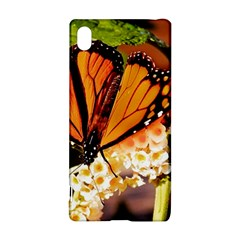 Monarch Butterfly Nature Orange Sony Xperia Z3+ by Amaryn4rt