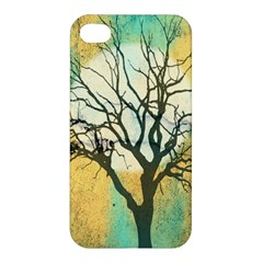 A Glowing Night Apple Iphone 4/4s Premium Hardshell Case by theunrulyartist